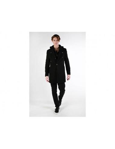 Urban Pioneers Alfie Coat Black