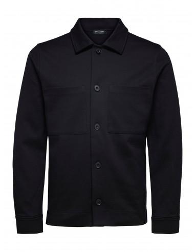 Selected Homme Bernie Sweat Jacket...
