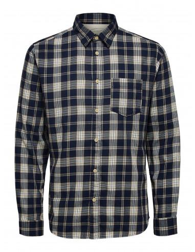 Selected Homme Regmatthew Shirt Dark...