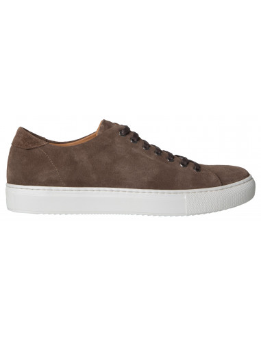 Human Scales Herbet Suede Iron Brown