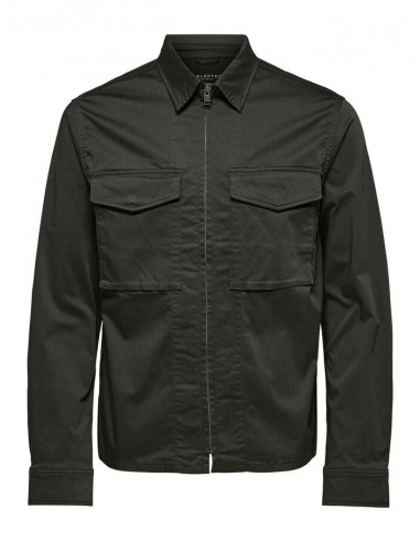 Selected Homme Zip Jacket Peat