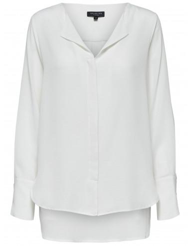 Selected Femme Stina-Dynella LS Shirt...