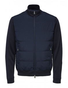 Selected Homme Knit Hybrid...