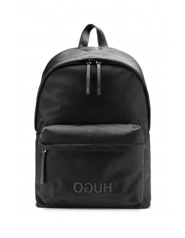 HUGO Boss Record Backpack Black
