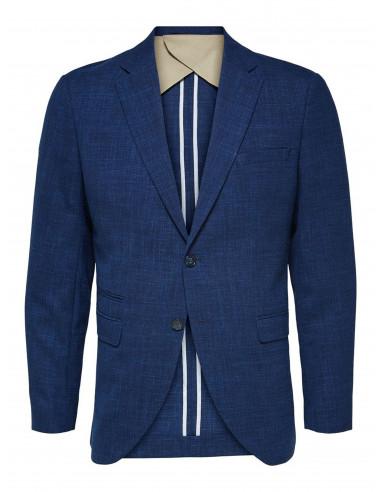 Selected Homme Oasis Blazer Blue